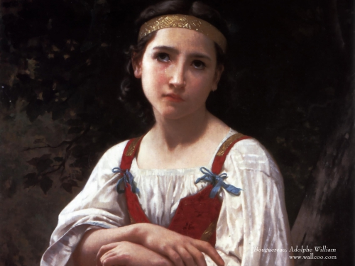 William Bouguereau Oil Paintings (part 1) (40 работ)