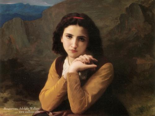William Bouguereau Oil Paintings (part 1) (40 работ)