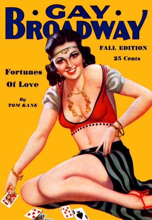 Artworks by Earle Bergey (33 работ)