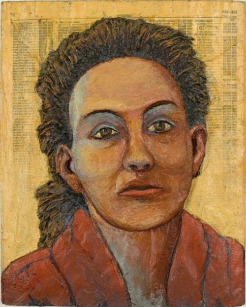 Портретные работы Алекса Кверела (28 работ)