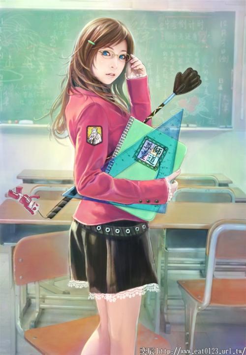 Иллюстрации художника - иллюстратора Лин и-Чен (Lin i-Chen) (54 работ)