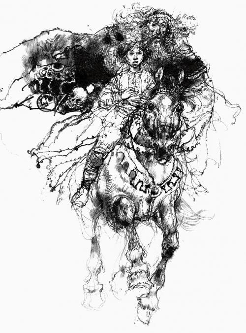 Иллюстратор Victor G Ambrus (27 работ)