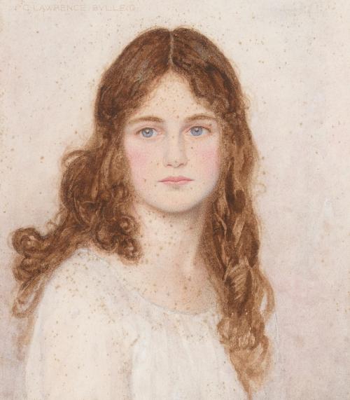 Английский художник George Lawrence Bulleid (1858-1933) (41 работ)