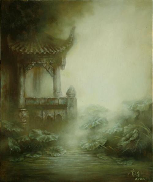 Художник Zeng Hao (94 работ)