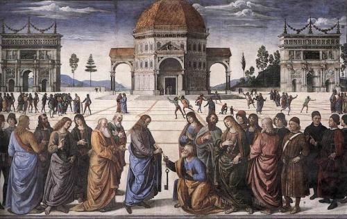 Pietro Perugino (45 работ)