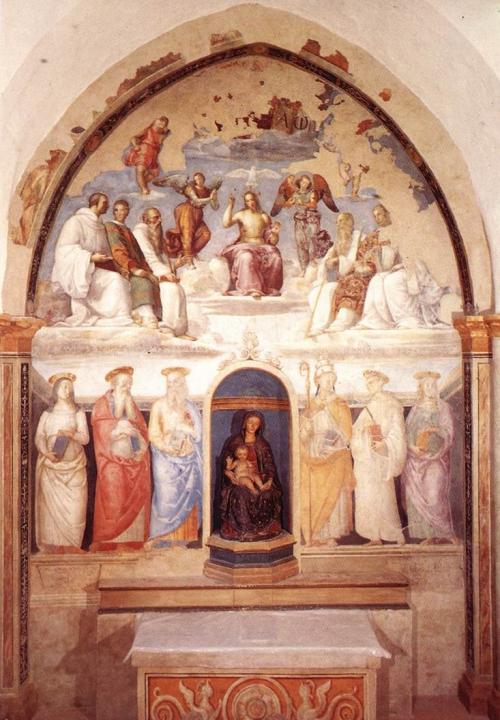 Pietro Perugino (45 фото)