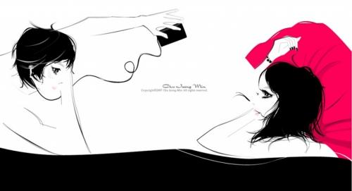 Художница Chu, Jeong-Min (111 работ)