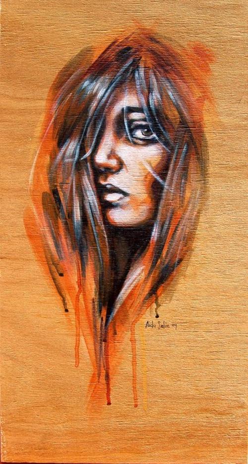 Художница Aida Sabic (23 работ)