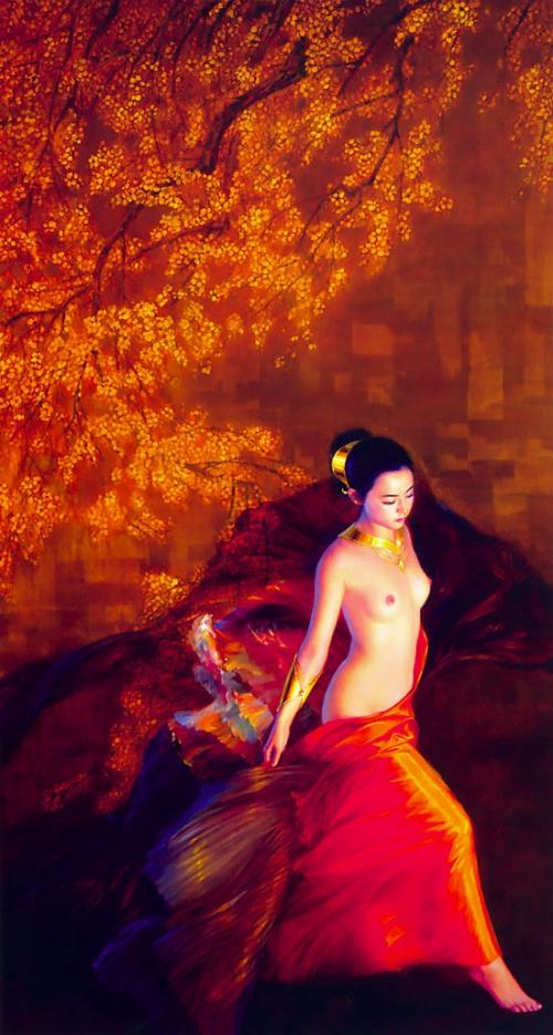 Картины западных художников маслом. Часть 41 (274 работ)