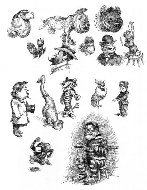 Работы Charles Santoso (217 работ)