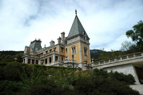 Масандрівський палац (19 фото)