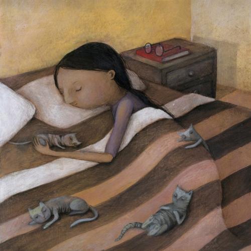 Художник-иллюстратор Francesca Dafne Vignaga (15 работ)