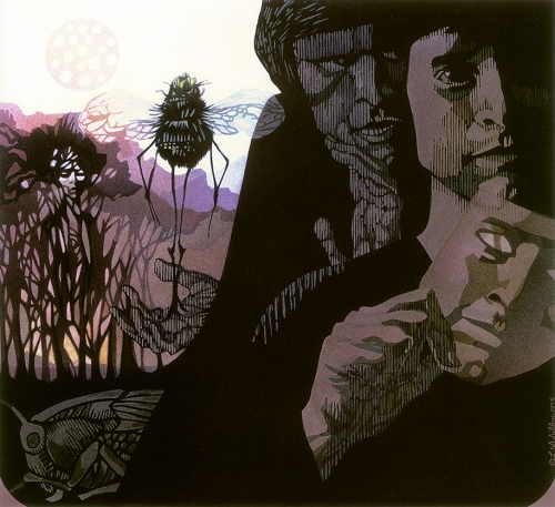 Мир Leo and Diane Dillon (164 работ)