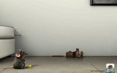 Подборка креативной рекламы ( 5 ) (246 картинок)