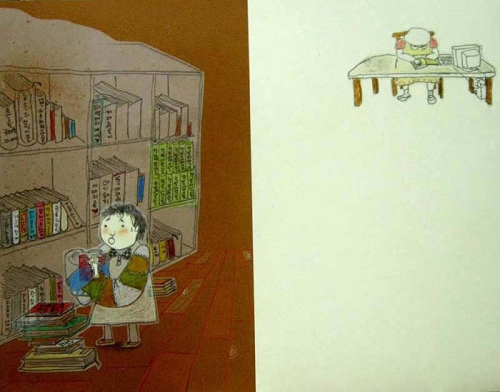 Художник-иллюстратор Lee, Da-Won (53 работ)