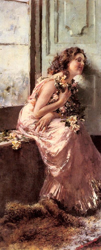 Итальянский художник Vincenzo Irolli (1860-1942) (148 работ)