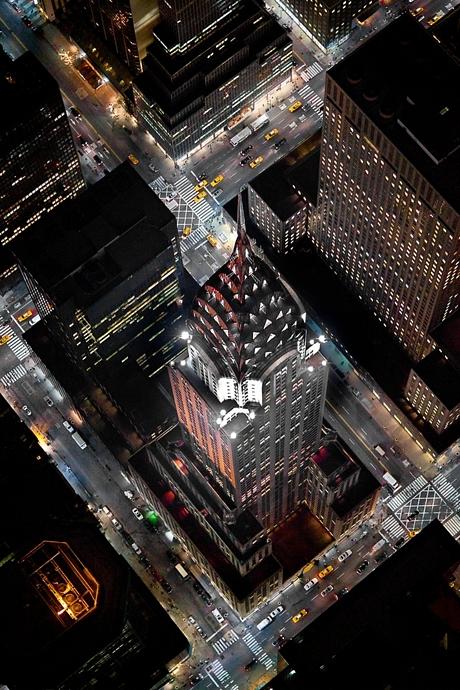 Ночной Нью-Йорк. Фотограф Evan Joseph (54 фото)