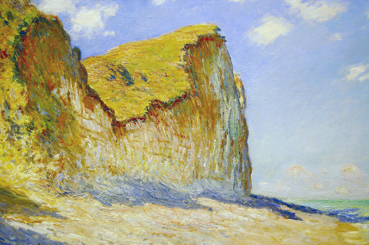 the origin and characteristics of impressionism an art movement developed by claude monet
