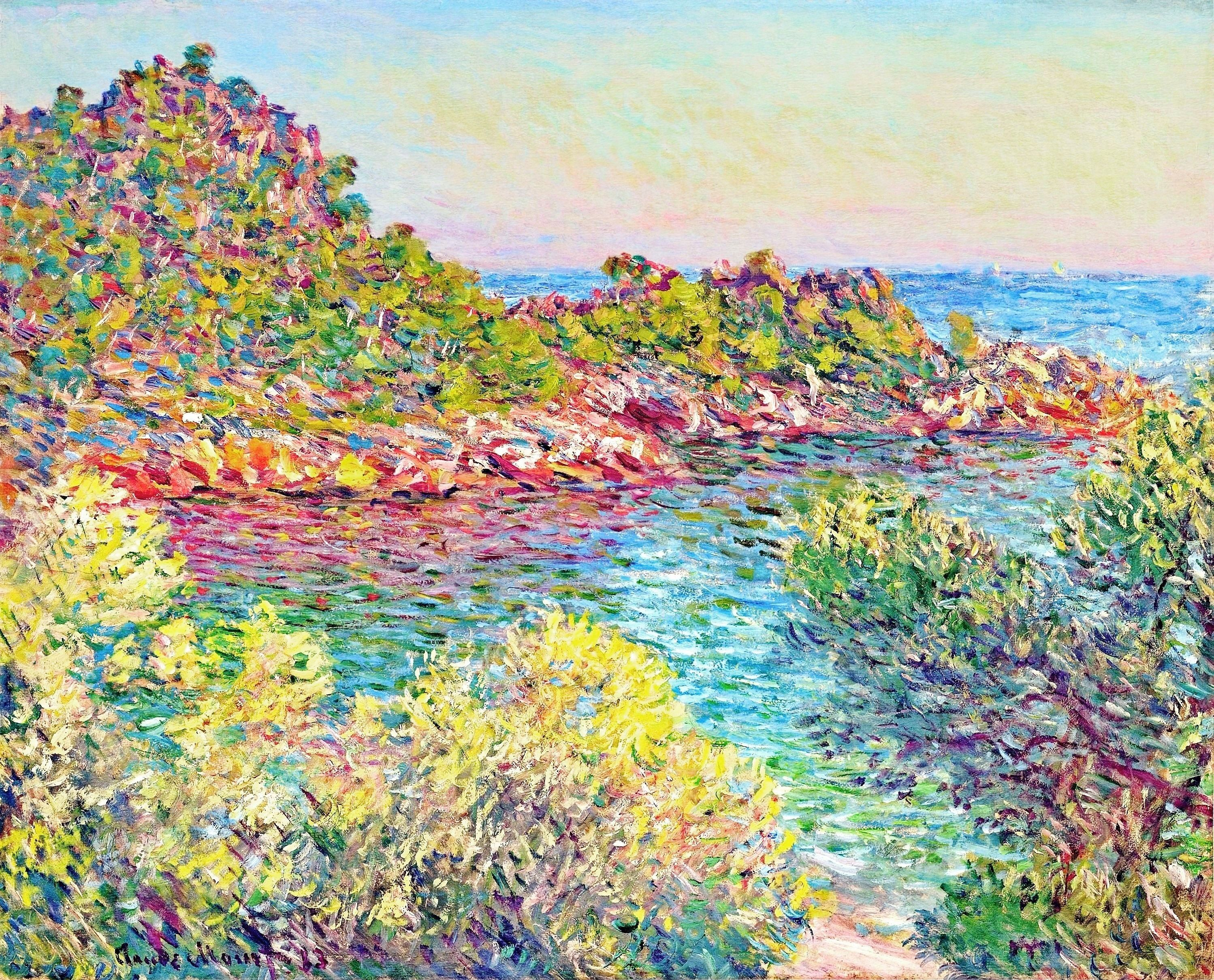 the art career of claude monet and his role in the rebirth of art in italy The works created in the 1890s are by far the most interesting of her career impressionism manet shocked the art claude monet, he created some of his.
