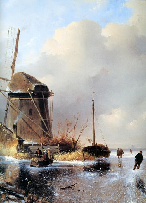 Художник Charles Henri Joseph Leickert (57 работ)