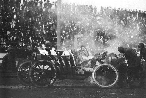 Гоночные автомобили начала ХХ века (390 фото)