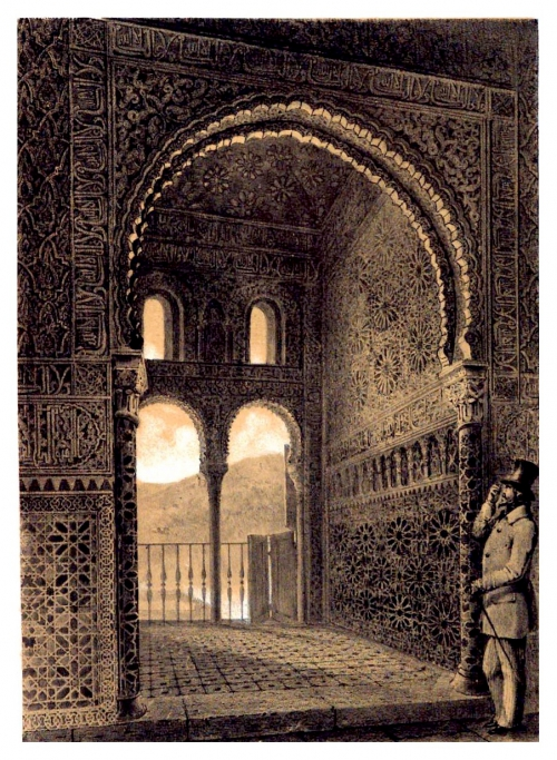 Francisco Javier Parcerisa (1803-1876) (25 работ)