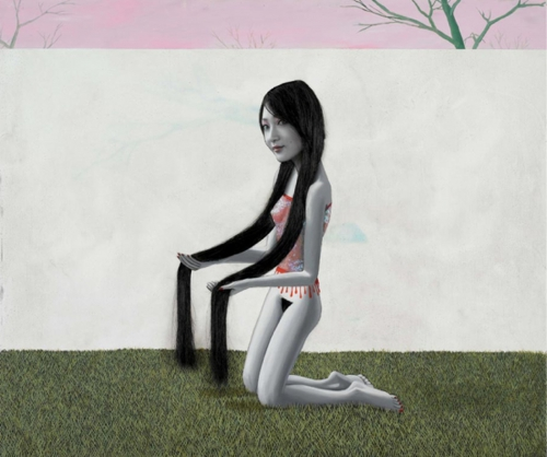 Современный художник Gino Rubert (18 работ)