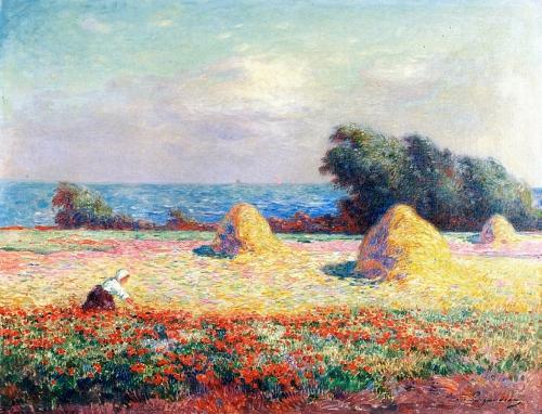 Фердинанд дю Пюигадо (Ferdinand du Puigaudeau) французский художник постимпрессионист (32 работ)