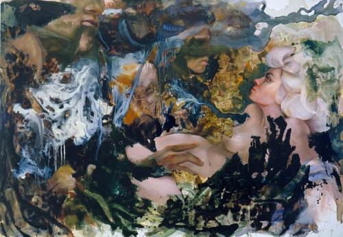 Художница Angela Fraleigh (62 работ)