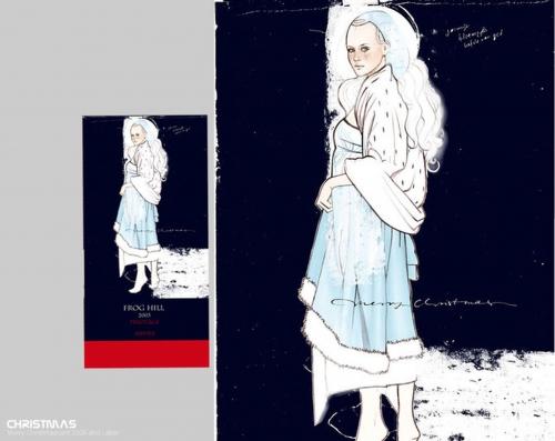 Иллюстратор и графический дизайнер Irene Maria Jacobs (29 работ)