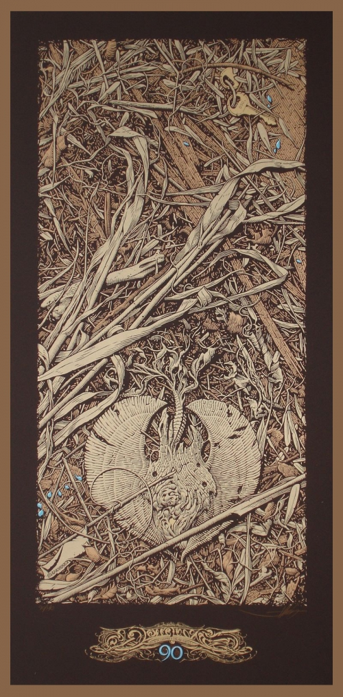 Aaron Horkey (22 работ)