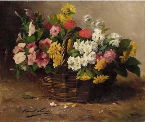 Alfred Arthur Brunel de Neuville. (1851 - 1941) (77 работ)