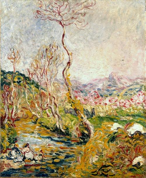 Луис Вольте (Louis Valtat) - французский художник постимпрессионист (49 работ)