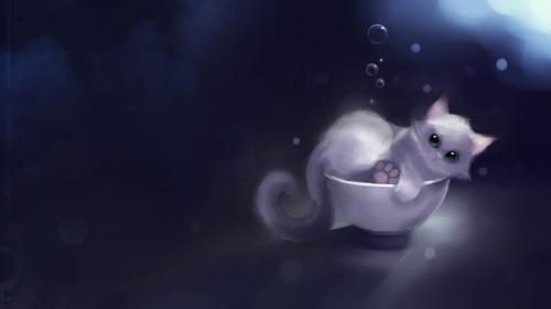 Рисунки художницы Apofiss (22 работ)