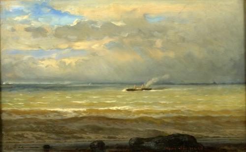 Бельгийский художник Jean-Baptiste Robie (1821-1910) (95 работ)