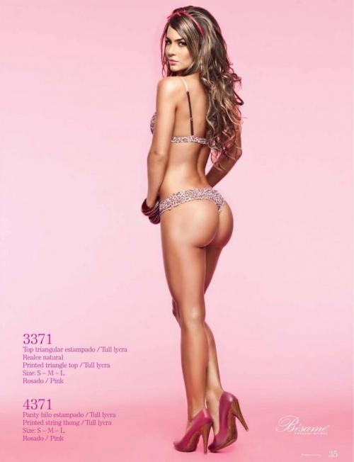 Natalia Velez - Besame Lingerie (74 фото)
