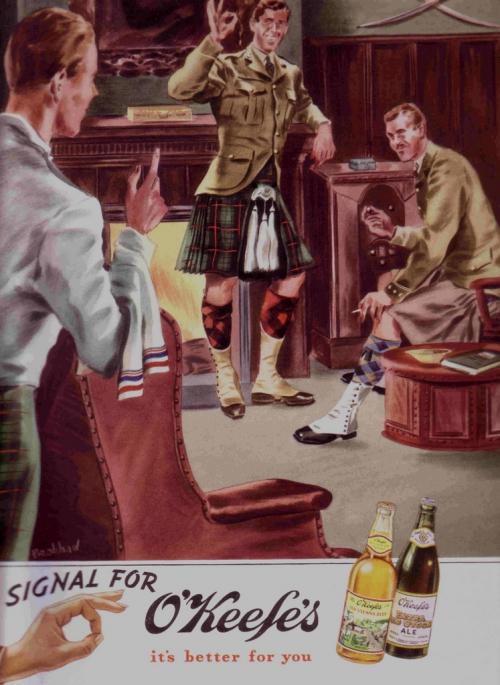 Журнальная реклама. Сборник №56 (50 картинок)