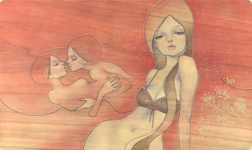 Работы Audrey Kawasaki (139 работ)