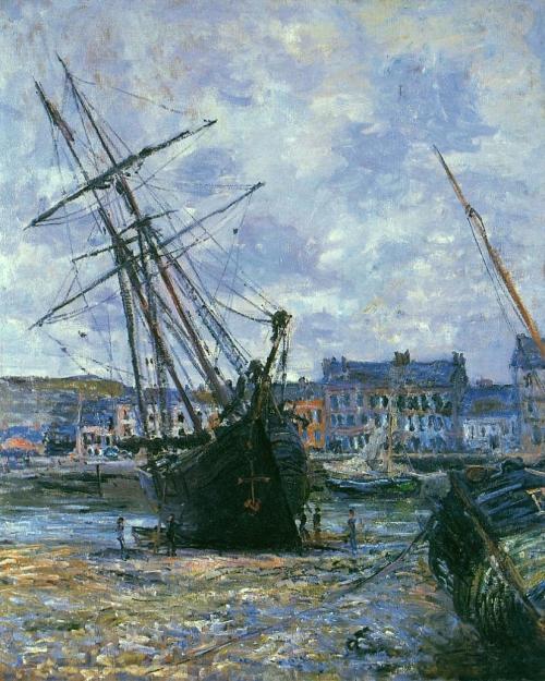 Работы художника Claude Monet (680 работ) » Картины, художники, фотографы  на Nevsepic