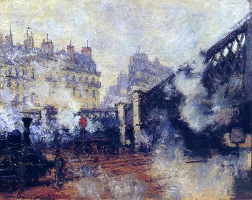Работы художника Claude Monet (680 работ)