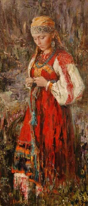 Живопись Анны Виноградовой (42 работ)