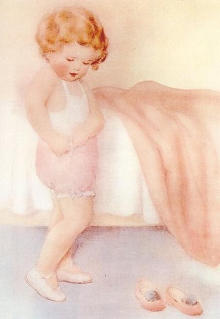Bessie Pease Gutmann - Художник-иллюстратор (18 работ)