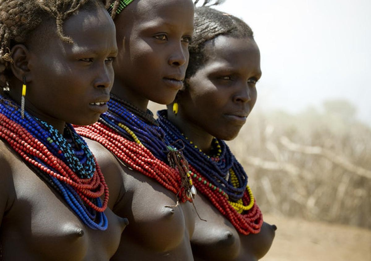 afriki бляди