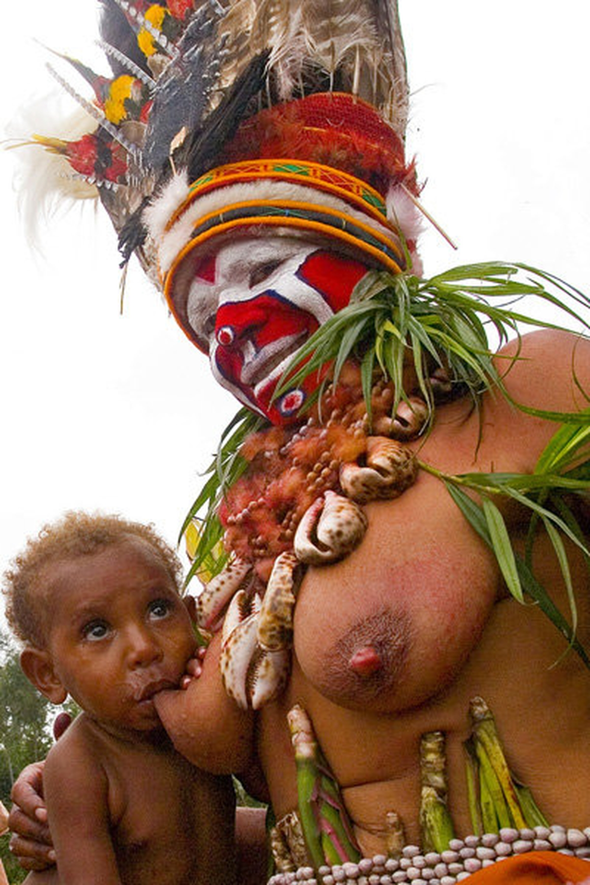 Туземцы и их секс 21 фотография