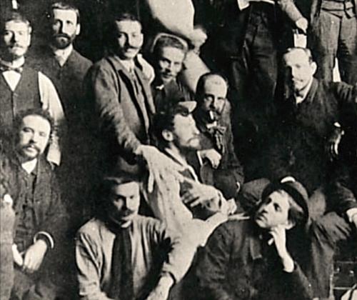 Французский художник Fernand Cormon (1845-1924) (57 работ)