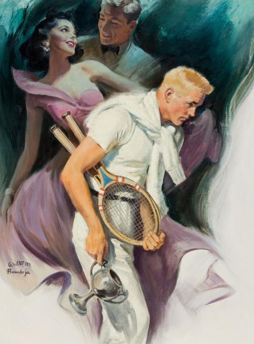 Художник Walter Martin Baumhofer (1904-1987) (39 работ)