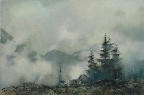 Художник Денис Октябрь (161 работ)