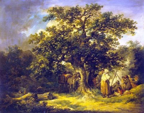 Джордж Морланд (George Morland) 1763 - 1804 (20 работ)