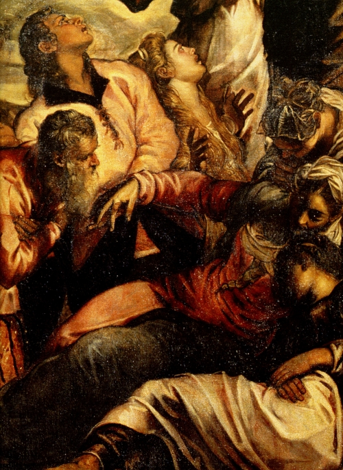 a biography of jacopo tintoretto and features of his paintings Interpretive resource interpretive resource the close connections between renan's best-selling biography of jesus and manet's paintings have yet to be.