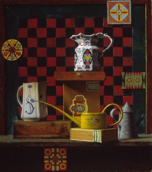Картины западных художников маслом. Часть 31 (351 работ)